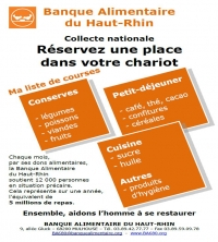 banque alimentaire 1 -2018